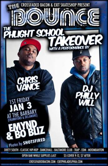 The Bounce PS Takeover