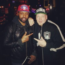 Philly Will & Philly legend DJ Too Tuff!