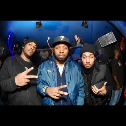 Chris Vance, Philly Will, Raak