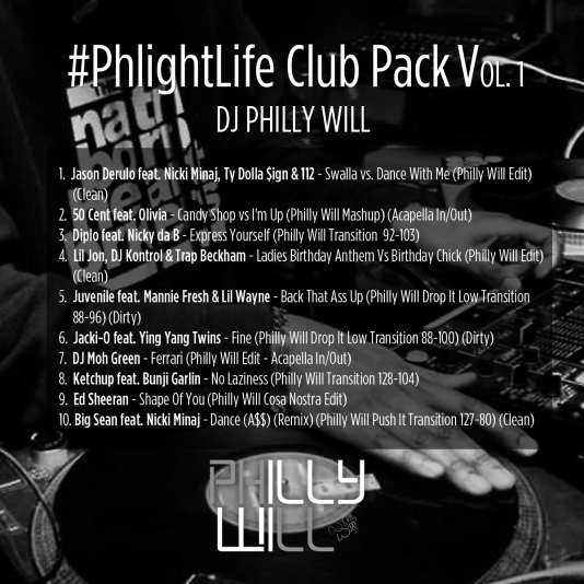 PhlightLife-Club-Pack-Vol-1