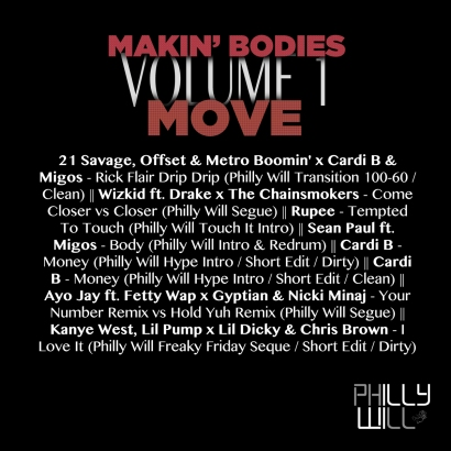 Makin-Bodies-Move-Vol-1-Tracklist